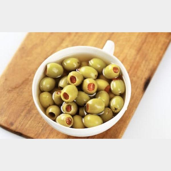 Pimento Stuffed Olives - 200g