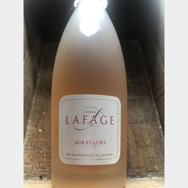Miraflors Cotes du Roussillon Rose Domaine Lafage 2017 MAGNUM 1500 ml