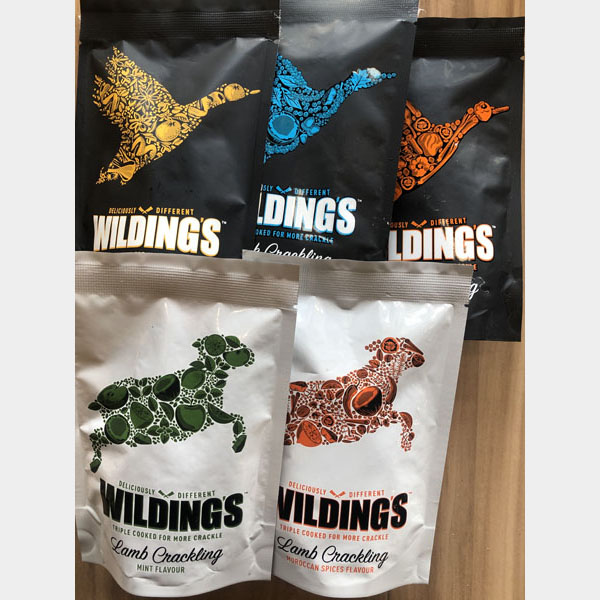 Wildings Crackling