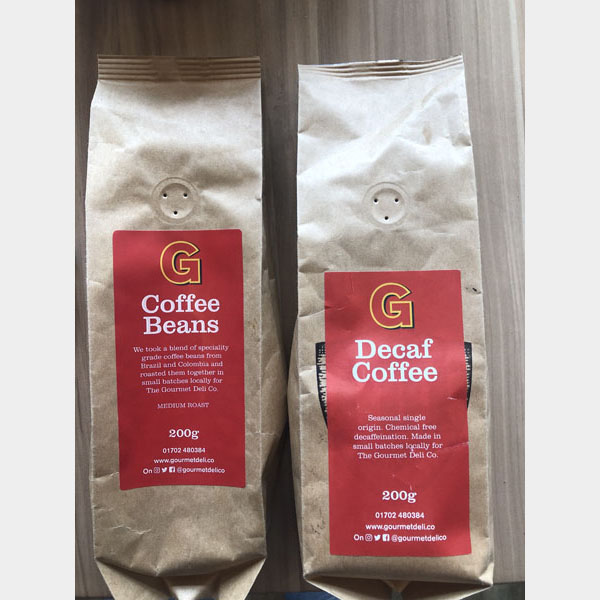 Gourmet Deli Co Coffee