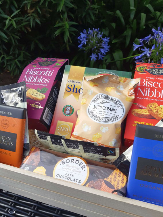 Sweet and Savoury Hamper