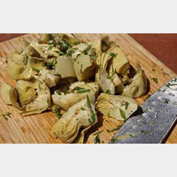 Quartered Artichoke Hearts 100g