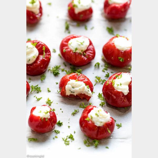 Feta Stuffed Peppers - 100g