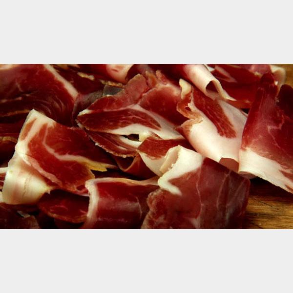 Sliced Serrano Ham 100g
