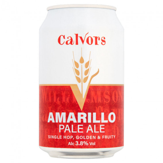 Calvors Amarillo Pale Ale 3.8% 330ml