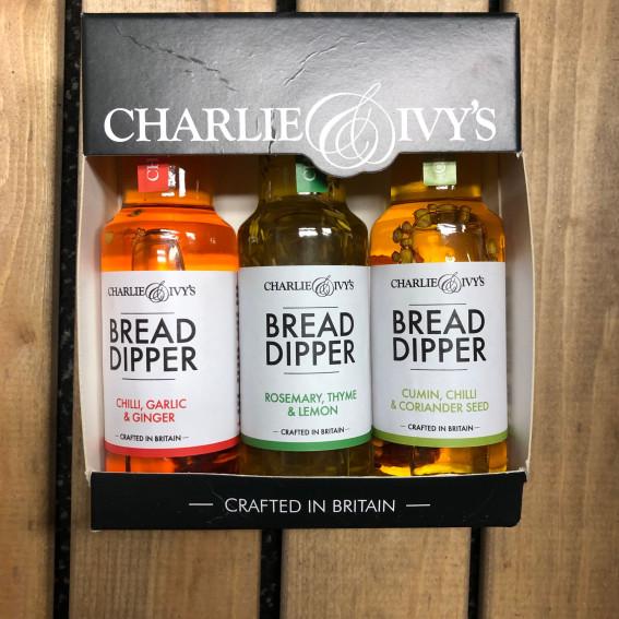 Bread Dipper Set