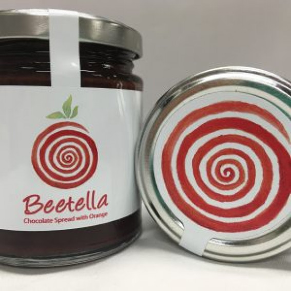 Beetella Chocolate Spreads   Chocolate Orange
