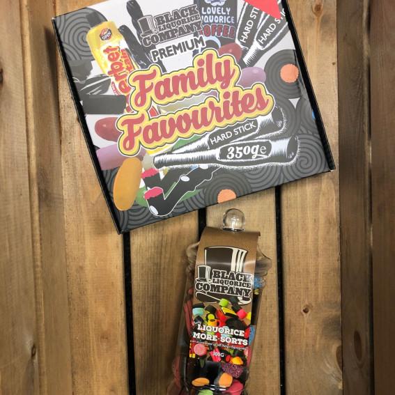 Liquorice Family Family Favourites Box
