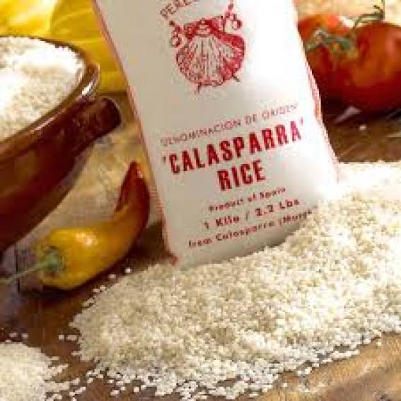 Paella Rice 1kg (Callasparra)