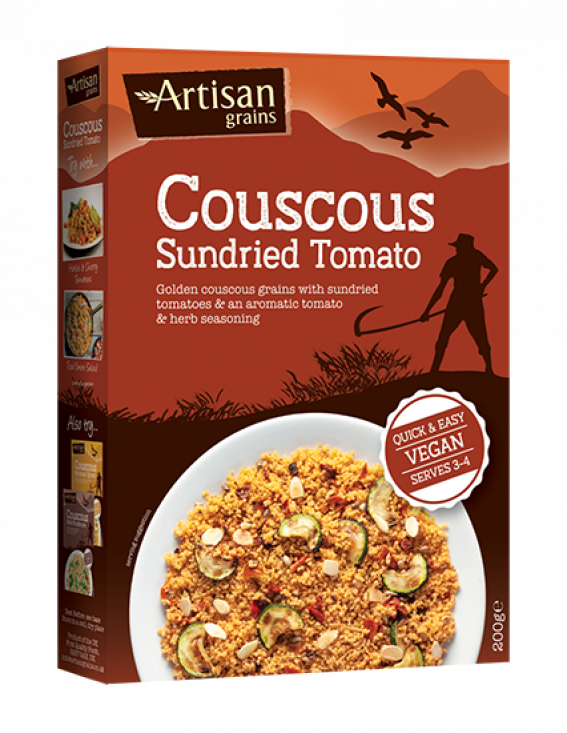 Sundried Tomato Cous Cous