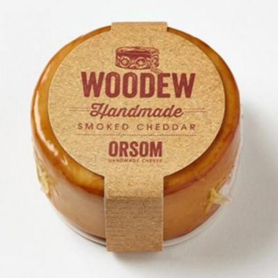 Woodew Smoked Cheese- 200g