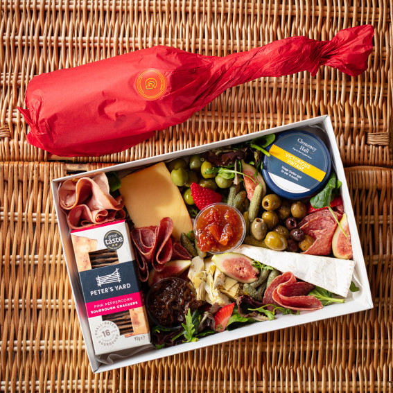 The Gourmet Deli Graze Box