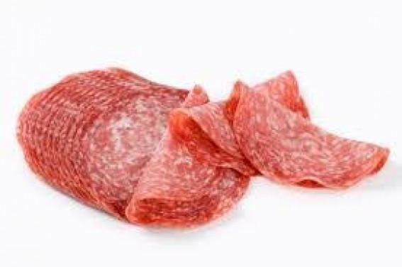 Sliced Milano Salami 100g