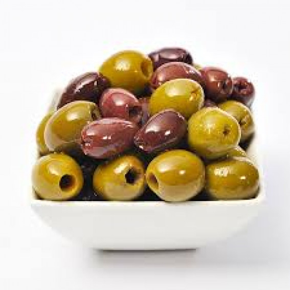 Marinated Mix Pitted Olives 100g
