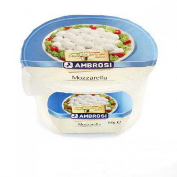 Ambrosi Italian Cows Milk Mozzarella - Cherries - 150g