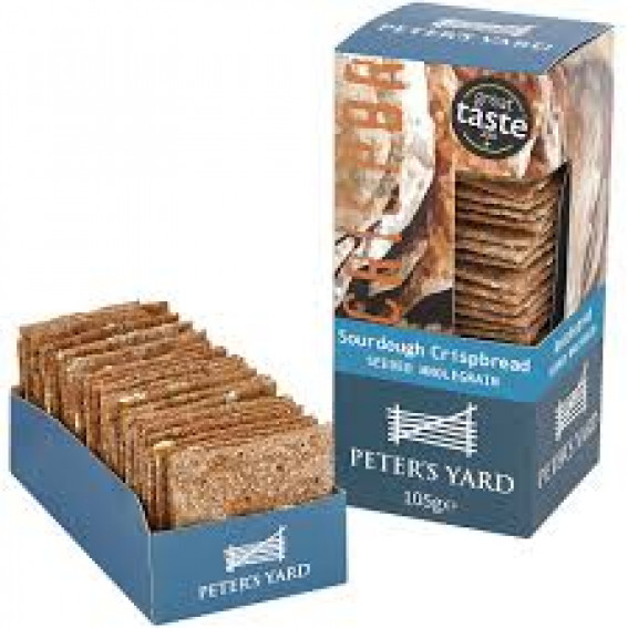 Peter's Yard Seeded Wholegrain Crackers